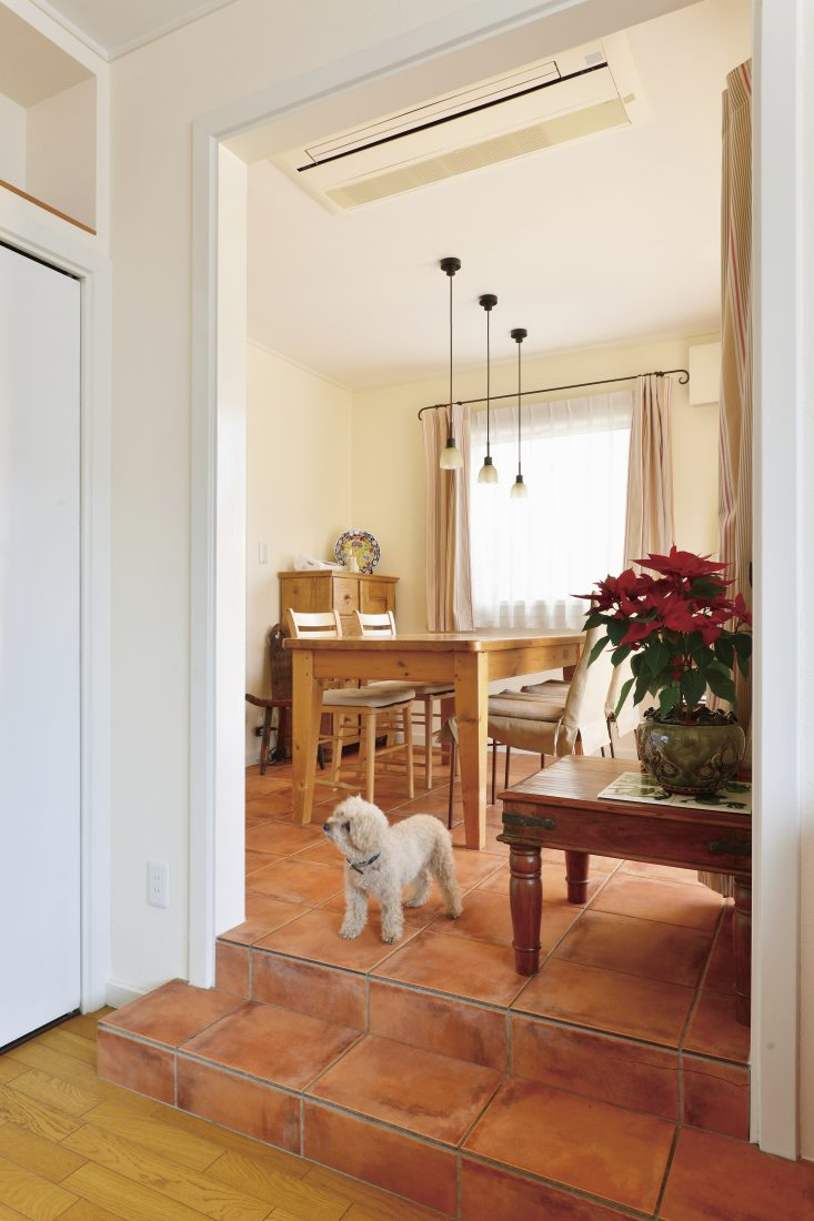 定年を迎えるにあたり、家で過ごす居心地の良さを追求