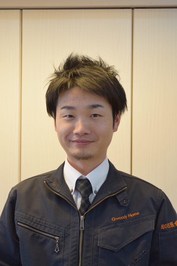 営業担当:福田辰徳