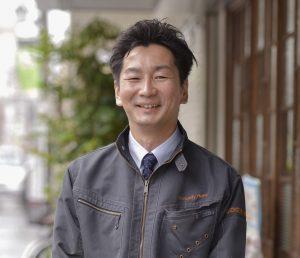 営業担当/田中肇