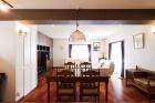 仕切り壁を撤去し、和室と洋室を入れ替え。開放的で広々と使える空間へ