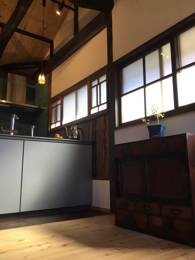 日本の素材、自然のものをなるべく使いたいというご要望